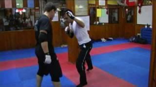 EBMAS Besiktas Wing Tzun Kung Fu Training