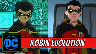 Robin (Damian Wayne): Evolution (DC Animated Movie Universe) - 2020