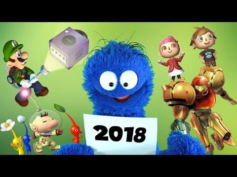 Nintendo in 2018: My Wishlist