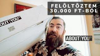 Öltözz Fel 30.000 Ft-ból KIHÍVÁS - Itt Az ABOUT YOU