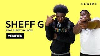 "Sheff G & Sleepy Hallow ""Flows"" Official Lyrics & Meaning 