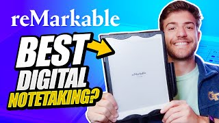 The Best Digital Note Taking Tablet for Students? | The reMarkable Review