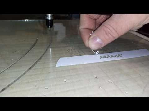Планшетный режущий плоттер из хобби ЧПУ станка