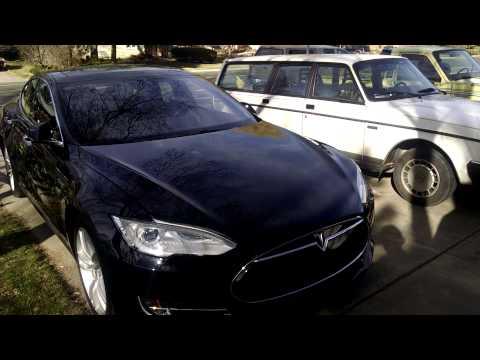 Whats under the hood of a Tesla P85D? — Tesla Forums
