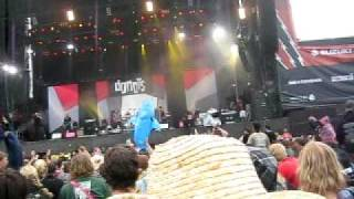 Donots - Whatever happened to the 80s (Rock am Ring 2010)