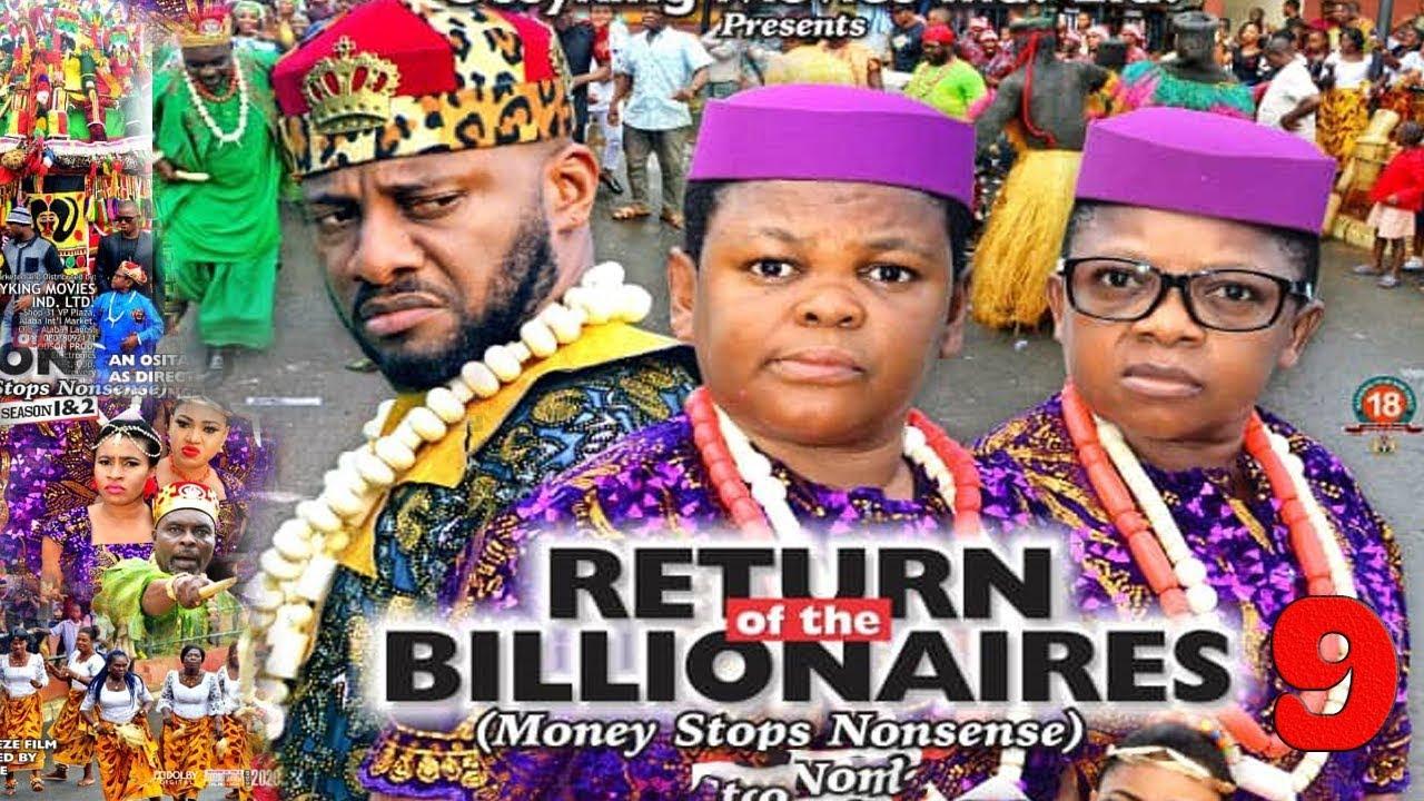 Return of the Billionaires (2019) Part 9