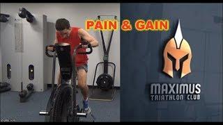 Maximus Triathlon - Pain & Gain