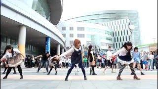 【快閃】『リリリリ★バーニングナイト』(KiCA高雄國際動漫節)Flashmob