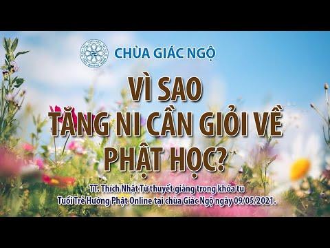 Vì sao Tăng Ni cần giỏi về Phật học?