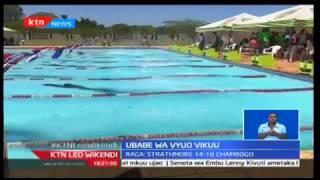 Chuo cha USIU kilitwaa ushindi katika uogeleaji kwenye mashindano ya vyuo vikuu vya Afrika Mashariki