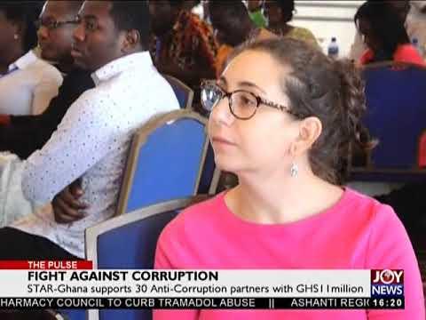 Fight Against Corruption - The Pulse on JoyNews (4-4-18)
