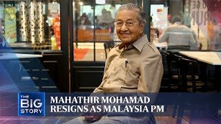 Malaysia Bureau Chief Shannon Teoh talks about Malaysia PM Mahathir Mohamad resigning, amid plans to replace Pakatan Harapan with a new coalition.   Subscribe to The Straits Times YouTube channel for free: https://www.youtube.com/user/StraitsTimesOnline?sub_confirmation=1  Get the latest news updates: http://www.straitstimes.com  Check out previous editions of The Big Story: https://www.youtube.com/playlist?list=PLnK3VE4BKduOlSlRw79zuknwug2Qfhv0_ _____________________________________________________________________  Follow The Straits Times online: Twitter: https://www.twitter.com/STcom Facebook: https://www.facebook.com/TheStraitsTimes Instagram: https://www.instagram.com/straits_times/ Podcasts: https://omny.fm/shows/st-bt/playlists/podcast  _____________________________________________________________________  About The Straits Times: The Straits Times, the English flagship daily of SPH, has been serving readers for more than a century. Launched on July 15, 1845, its comprehensive coverage of world news, East Asian news, Southeast Asian news, home news, sports news, financial news and lifestyle updates makes The Straits Times the most-read newspaper in Singapore.  #TheBigStory #coronavirus #covid19 #pakatanharapan #anwar #mahathir