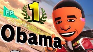Resolving Global Politics through the medium of Smash Bros - WWMii