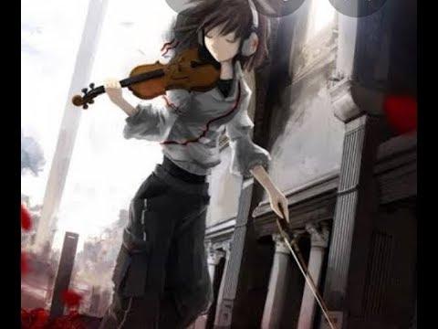 Violin practice in Aminor
