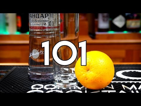 6 Easy Vodka Cocktails & Drinks | Bartending 101