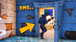 This Guy Got The *LUCKIEST* Moment You Will Ever See... *Fortnite Funny Moments*