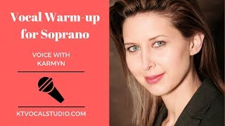 Warm-ups for Soprano Voice