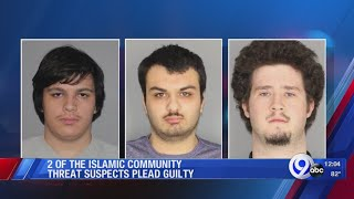 2 bomb plot suspects plead guilty, others expected to follow suit
