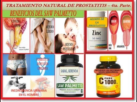 Que el tratamiento de la prostatitis bacteriana