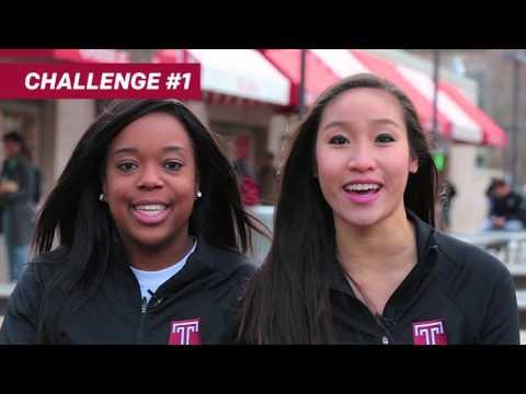 Temple Toast 2016: Challenge #1