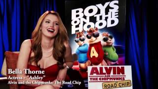 Bad Case Of U - BELLA THORNE (Alvin And The Chipmunks soundtrack)