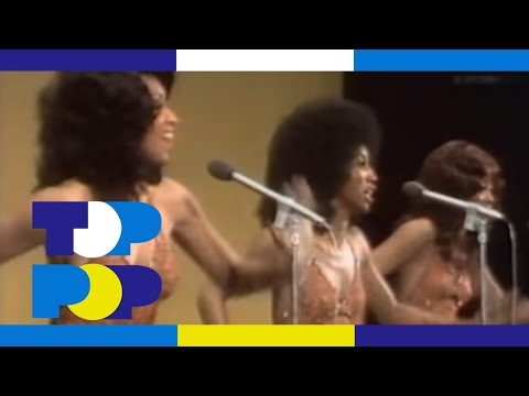 The Three Degrees - I Didn't Know (live) • TopPop