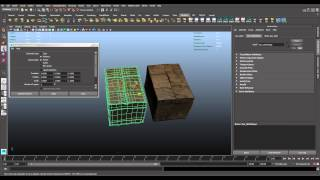 How to Instance Geometry in Maya