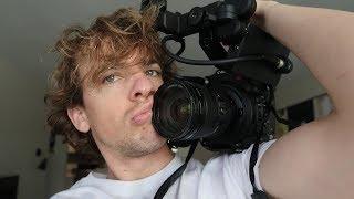 Got a new camera!! (Canon C200)