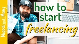 How to Start Freelancing & Make Money (Even if You're Broke)