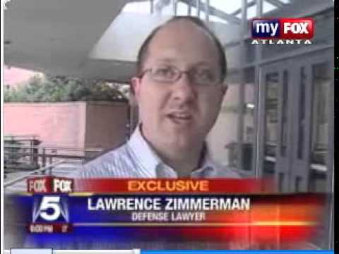 Lawrence Zimmerman: Fox-5 News interview on disturbing security steps at Atlanta jail.