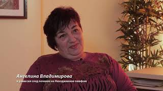 Ангелина Владимирова: Мечтая за …