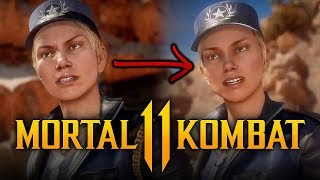 MORTAL KOMBAT 11 - Sonya's Face Updated, BIG Gameplay Change, Kano Gameplay Soon & MORE!