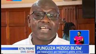 23 Counties reject the Punguza Mizigo Bill