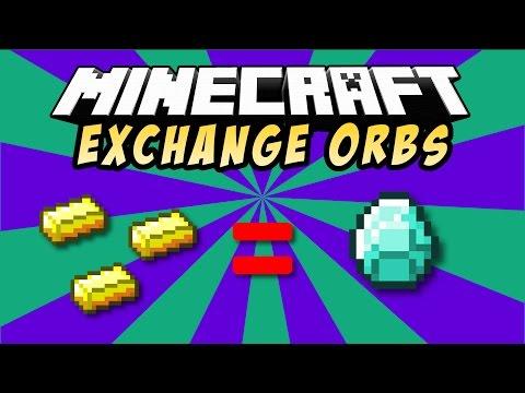 INTERCAMBIO DE ORES: Exchange Orb - Minecraft Mods 1.8/1.7.10