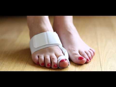 Torbieli w kości stopy