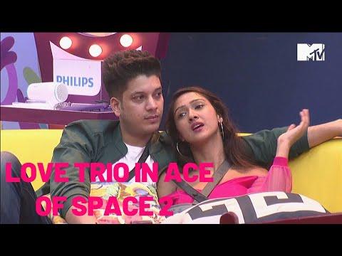 Krissann Barretto's boyfriend to enter MTV Ace of Space 2?