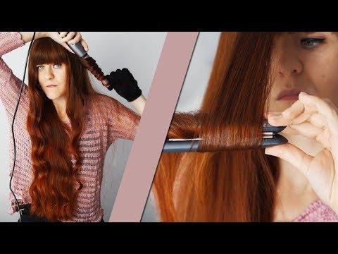 Który traktuje włosy w Petersburgu