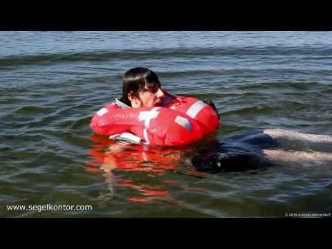 Secumar Rettungsweste Lifejacket Bolero