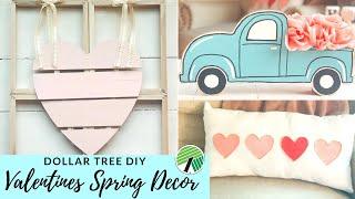 Dollar Tree DIY Valentines|Spring Decor