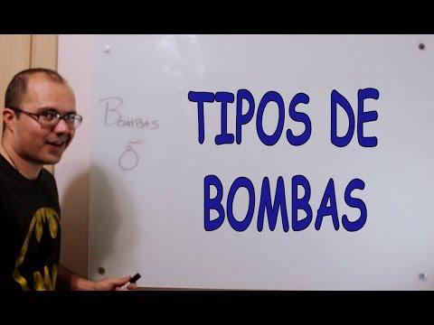 HIDRÁULICA - TIPOS DE BOMBAS
