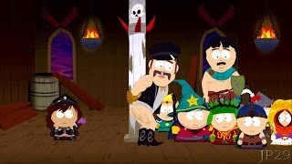South Park The Stick of Truth - Alternate Ending