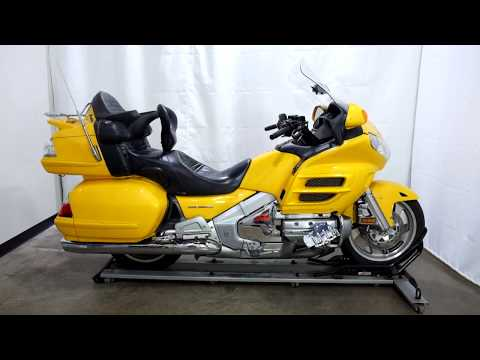 2010 Honda Gold Wing® Navi XM in Eden Prairie, Minnesota - Video 1