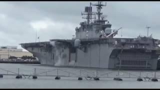 Norfolk Naval Base Tour : part 1  -Virginia Beach Vacation 2016