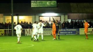 preview picture of video 'USC Wallern gegen ASV Neufeld 3:1 (0:1) - Ausschnitte, Tore'