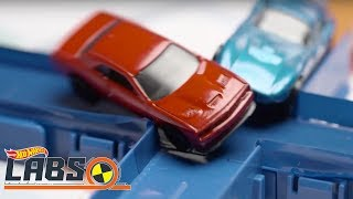 Collision Course   Hot Wheels Labs   Hot Wheels