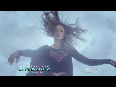 DCTV Crossover Events: Crisis on Earth-X Promo 'Weapon'