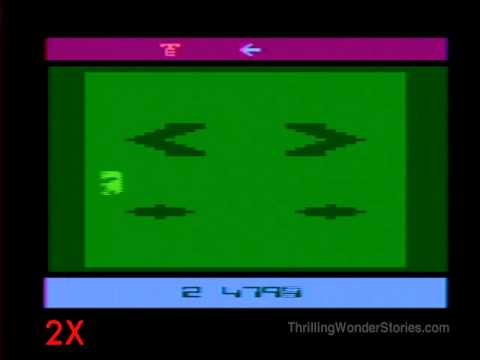 E,T,: The Extra-Terrestrial (Atari 2600) Walkthrough and Easter Eggs