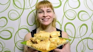 Творожный пирог вкусный, нежный и простой рецепт выпечки на десерт