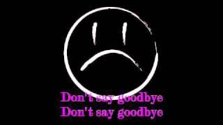 dont say goodbye-juana
