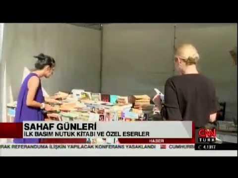 Sahaf Günleri - CNN Türk